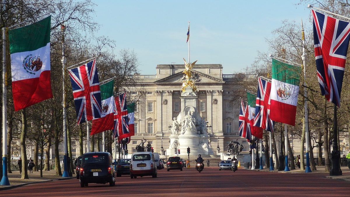 Viagem – As surpresas do Palácio de Buckingham!